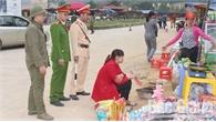 Giữ vững an ninh trật tự lễ hội Tây Yên Tử