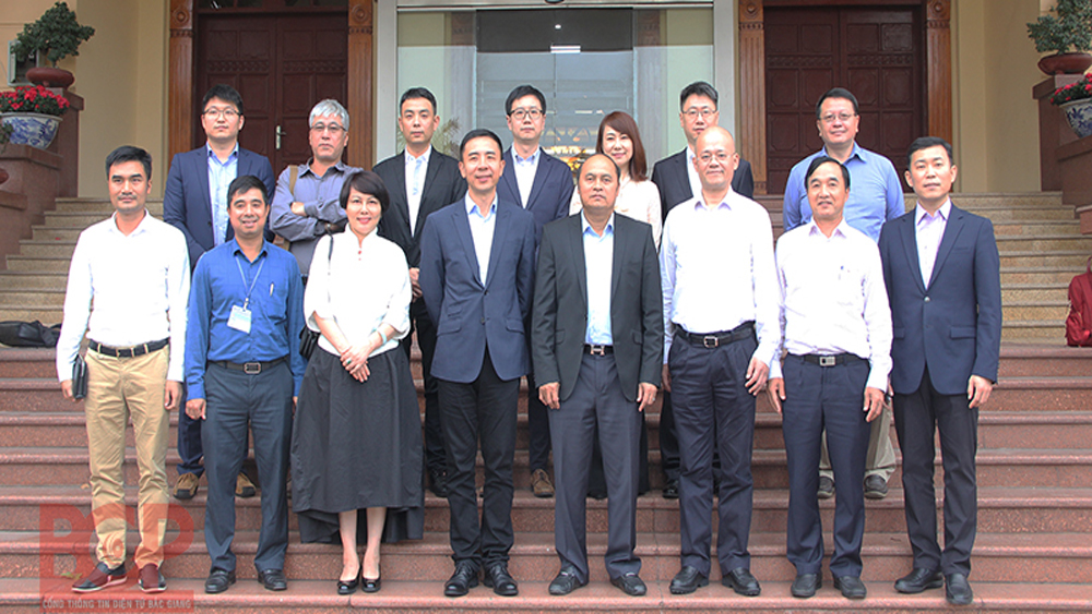Lenovo Group seeks investment opportunities in Bac Giang