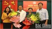 Hiệp Hòa có Chủ tịch Ủy ban MTTQ huyện mới