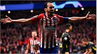 Atletico đẩy Juventus vào cửa tử ở Champions League