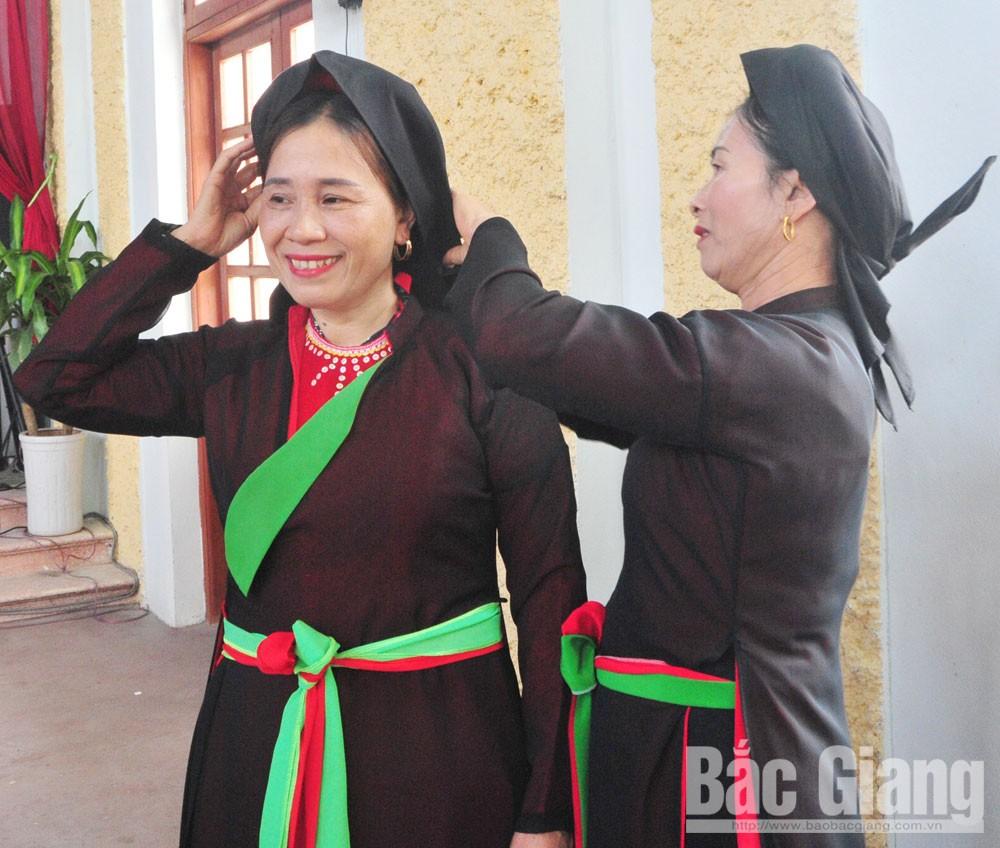 quan họ, Bắc Giang, chiều tháng Giêng, chiều xuân, làng quan họ