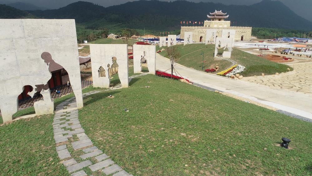 vùng đất thiêng, Tây Yên Tử, du lịch Tây Yên Tử, đất Phượng Hoàng