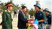 Huyện Lục Nam hoàn thành công tác giao nhận quân năm 2019