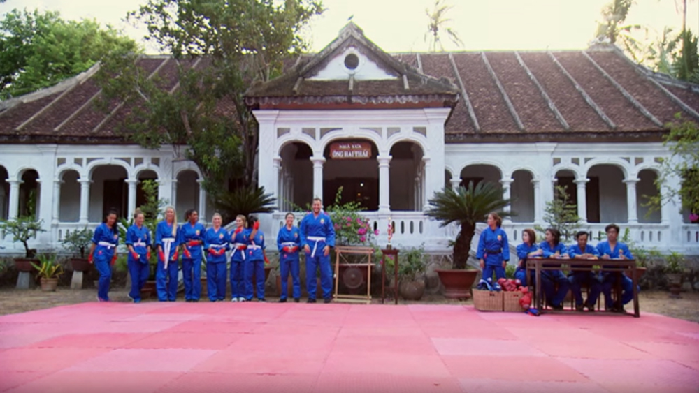 Vietnamese martial art debuts on US reality show
