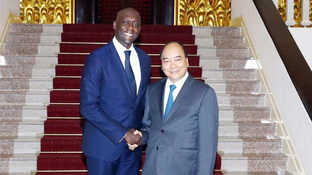 WB, infrastructure development, Prime Minister Nguyen Xuan Phuc,  impressive achievement, economic growth, social welfare