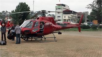 Từ tháng 3-2019, sẽ có dịch vụ tham quan vịnh Hạ Long bằng trực thăng