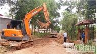 Giảm nghèo ở vùng đặc biệt khó khăn: Đầu tư hạ tầng, hỗ trợ sản xuất