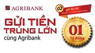 """Agribank Chi nhánh Bắc Giang II thông báo chương trình tiết kiệm dự thưởng """"Gửi tiền trúng lớn cùng Agribank"""""""