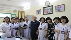 Tổ chức tập thể dục trực tuyến tại hơn 700 điểm cầu trong Chương trình Sức khỏe Việt Nam