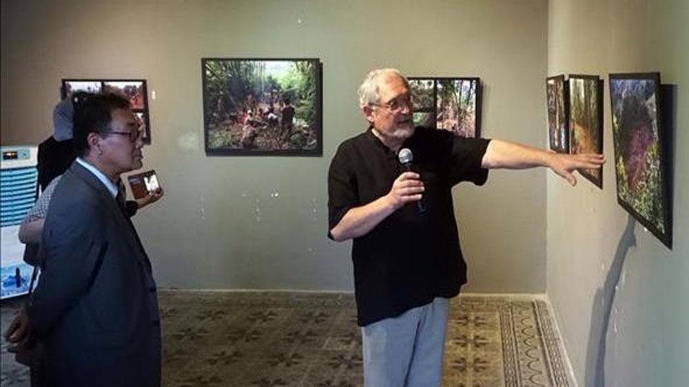 Hungarian scientist's photos, Bru-Van Kieu people, faith story, Fine Arts Museum, daily life and belief, close cooperation, Vargyas Gabor