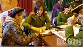 Cấp mới, cấp đổi chứng minh nhân dân cho công dân tại xã Dĩnh Trì