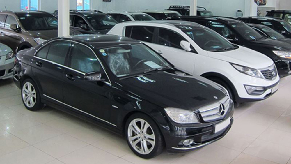 mua ôtô, bán ôtô, tiền đặt cọc, mua xe cũ, mua bán xe cũ, mánh lới bán xe cũ