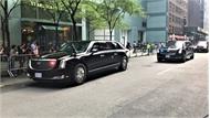 Biệt đội xe hộ tống của Tổng thống Mỹ
