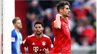 Bayern bắt kịp Dortmund trên đỉnh bảng Bundesliga