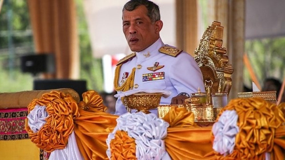 Thái-lan chuẩn bị cho lễ đăng quang của Nhà vua Rama X