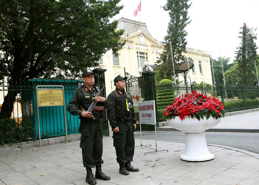Security, highest level, DPRK-USA Summit, Hanoi's Public Security, numerous security plans, safety and security