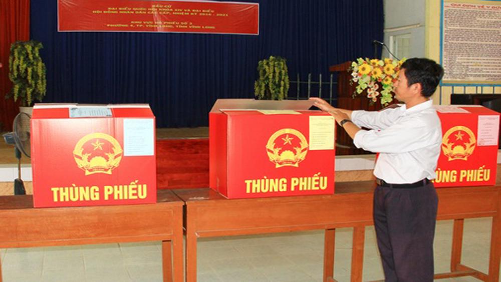 Cử tri nhất trí sáp nhập xã Tiên Hưng, thị trấn Lục Nam với thị trấn Đồi Ngô