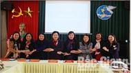Hội Liên hiệp Phụ nữ 7 tỉnh trung du, miền núi phía Bắc ký cam kết giao ước thi đua năm 2019