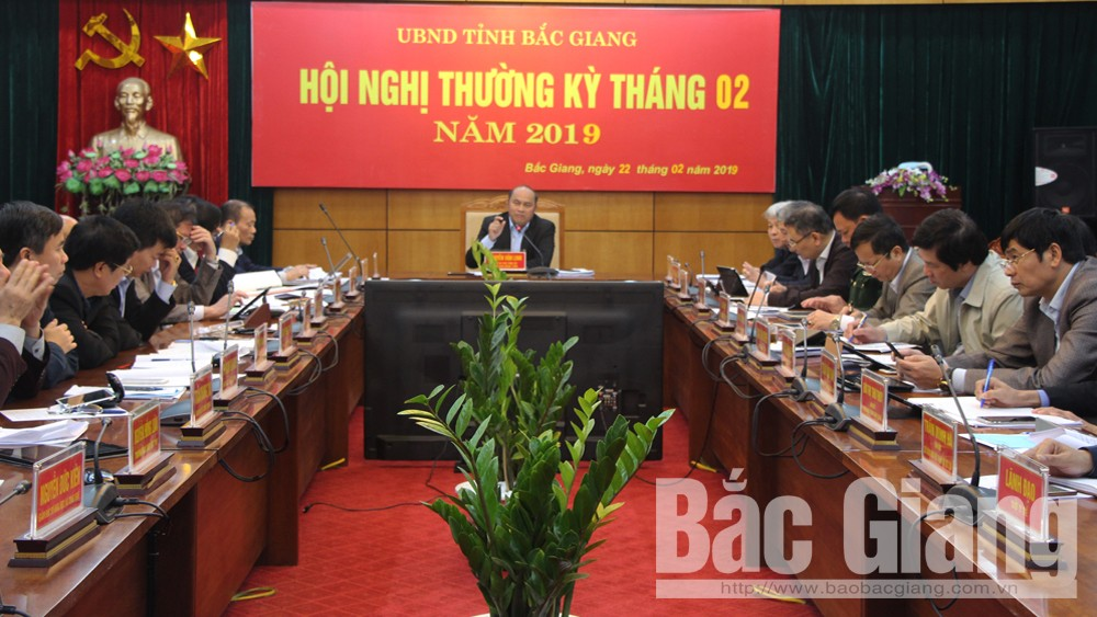 Provincial Chairman Nguyen Van Linh: highly concentrating on the growth targets