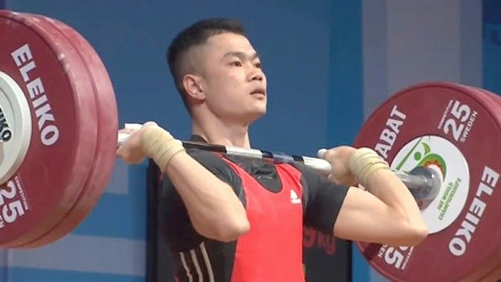 Vietnam bags six golds at world weightlifting event