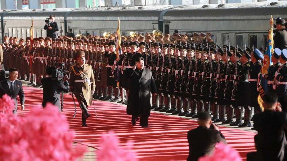Hội nghị Thượng đỉnh Hoa Kỳ - Triều Tiên lần hai: Truyền thông Triều Tiên ca ngợi chuyến thăm của nhà lãnh đạo Kim Jong-un tới Việt Nam
