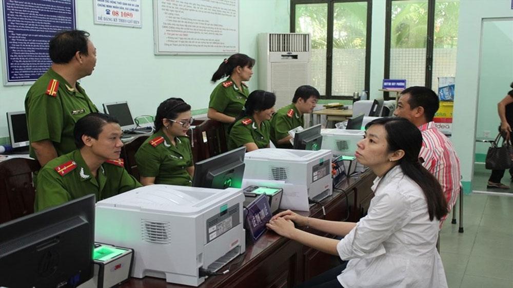 Bộ Công an ký hợp nhất Thông tư quy định về mẫu thẻ Căn cước công dân