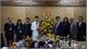 Lãnh đạo Ban Tuyên giáo Trung ương chúc mừng Bệnh viện Sản - Nhi tỉnh nhân Ngày Thầy thuốc Việt Nam 27-2