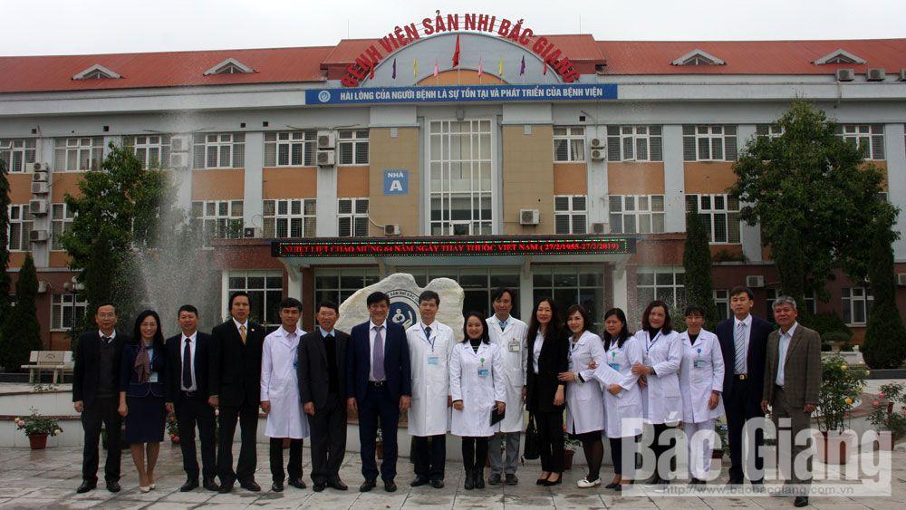 Chính trị, y tế, nhân ngày thầy thuốc, 27-2, bệnh viện sản nhi