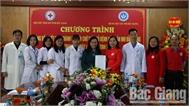 Thành lập Chi hội Chữ thập đỏ Bệnh viện Sản - Nhi Bắc Giang