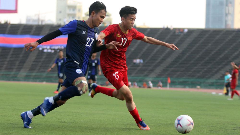 Ghi bàn phút cuối, U22 Việt Nam giành HCĐ U22 Đông Nam Á