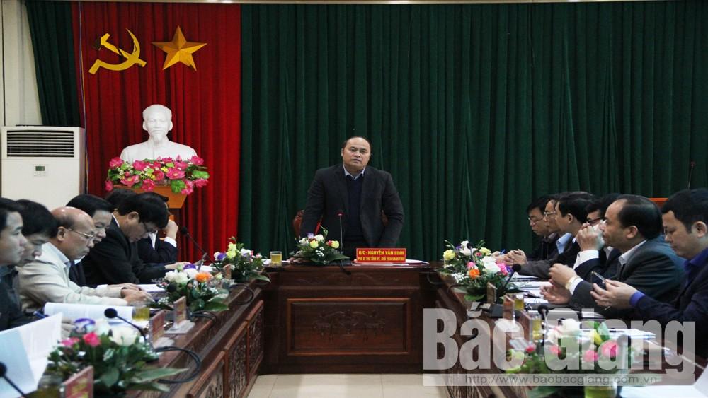 Xây dựng Lạng Giang trở thành huyện nông thôn mới trong năm 2019