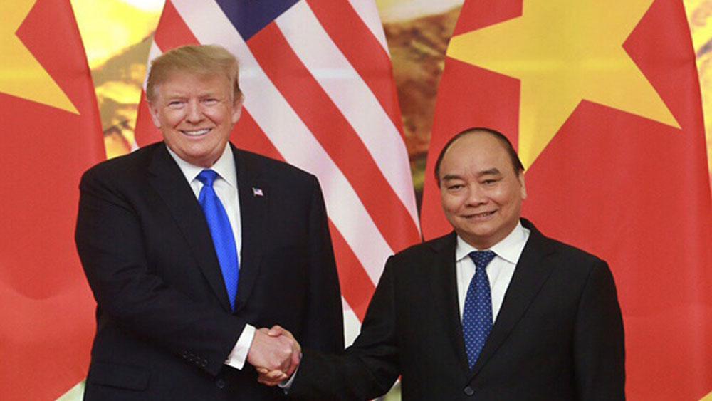 Tổng Bí thư, Chủ tịch nước Nguyễn Phú Trọng, hội đàm, Tổng thống Hoa Kỳ Donald Trump, Hội nghị thượng đỉnh Mỹ Triều