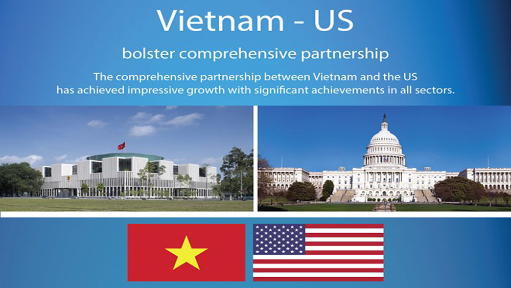 Vietnam, US bolster comprehensive partnership