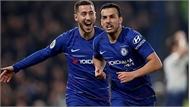 Chelsea hạ Tottenham dù vắng Kepa