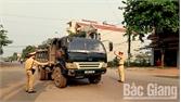 Tai nạn giao thông ở huyện Hiệp Hòa giảm cả ba tiêu chí