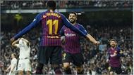 Đè bẹp Real, Barca vào chung kết Cup Nhà vua