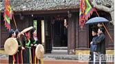 Sôi nổi hoạt động văn hóa, thể thao tại lễ hội Thổ Hà