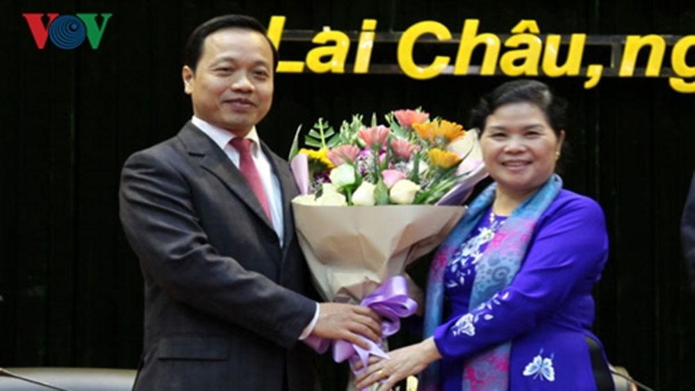 Ông Trần Tiến Dũng, Chủ tịch UBND tỉnh Lai Châu, HĐND tỉnh Lai Châu