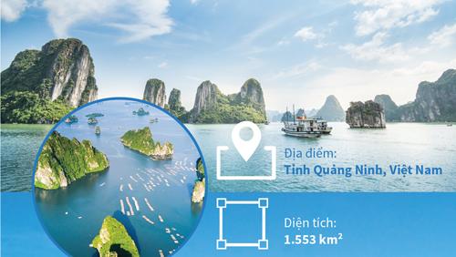 Ấn tượng di sản thiên nhiên thế giới vịnh Hạ Long