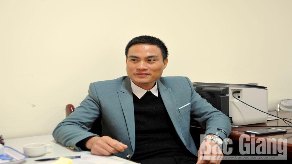 Tiến sĩ Diêm Đăng Huân, Bắc Giang, Trường Đại học Nông- Lâm Bắc Giang.