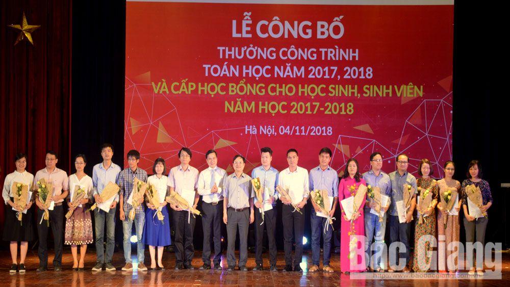 Tiến sĩ Diêm Đăng Huân: Hai lần giành giải thưởng toán học