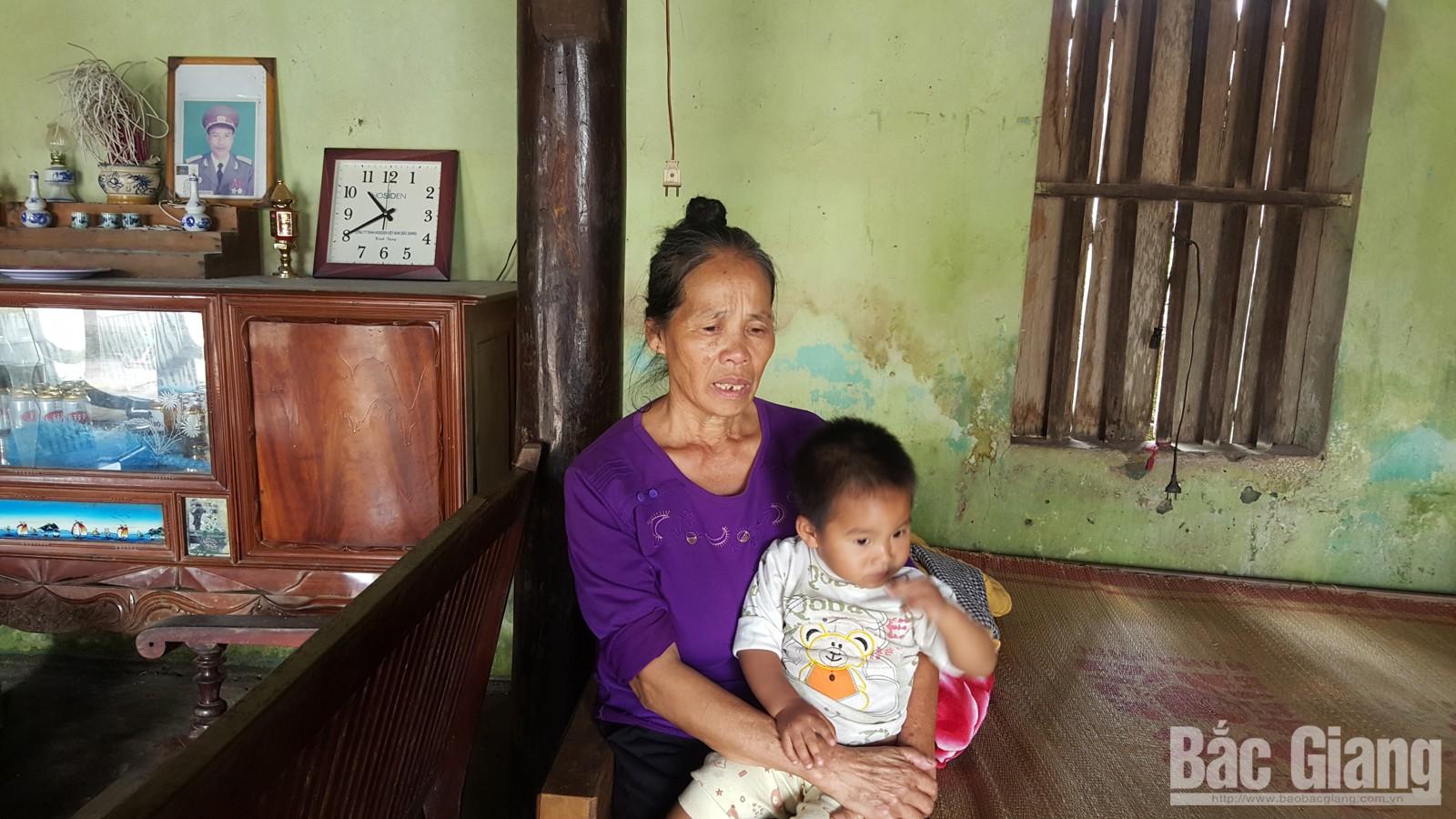 Chủ tịch UBND tỉnh Bắc Giang chỉ đạo kiểm tra, xác minh việc bình xét hộ nghèo ở xã Long Sơn