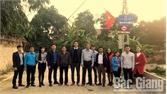 Hiệp Hòa 27 công trình thắp sáng đường quê