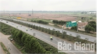 Phân luồng giao thông và tổ chức hướng đi trên quốc lộ 1 qua tỉnh Bắc Giang vào ngày 2-3