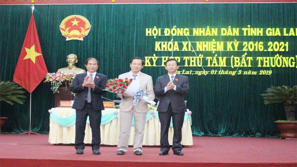 Ông Đỗ Tiến Đông được bầu giữ chức Phó Chủ tịch UBND tỉnh Gia Lai