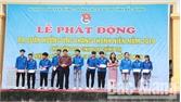 Yên Dũng phát động đợt sinh hoạt chính trị và ra quân Tháng Thanh niên năm 2019