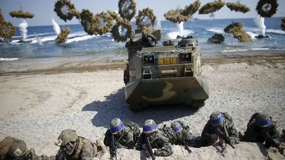 Mỹ, Hàn Quốc lên kế hoạch thay đổi quy mô các cuộc tập trận