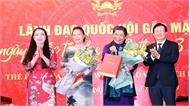 Lãnh đạo Quốc hội gặp mặt nhân Ngày quốc tế phụ nữ 8-3