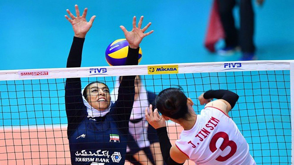 DPRK club, Vietnam, Int'l Women's Volleyball Tournament,  4.25 Club, LienVietPostBank Cup 2019, Bac Ninh province