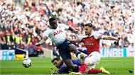 Tottenham hòa Arsenal nhờ quả phạt đền tranh cãi